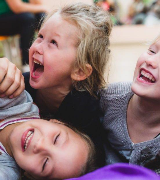 Репортажная съемка на детский праздник в Уфе