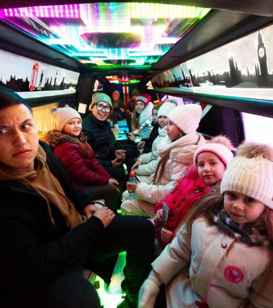 Лимузин party или как отметить день рождения в лимузине в Уфе