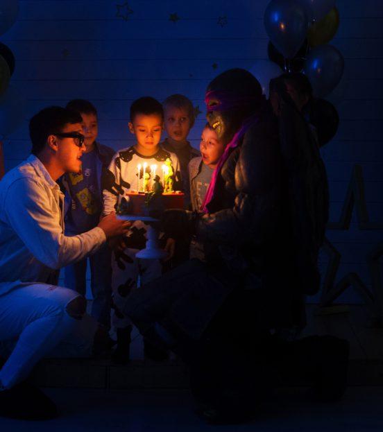 Креативный ведущий на детский праздник в Уфе