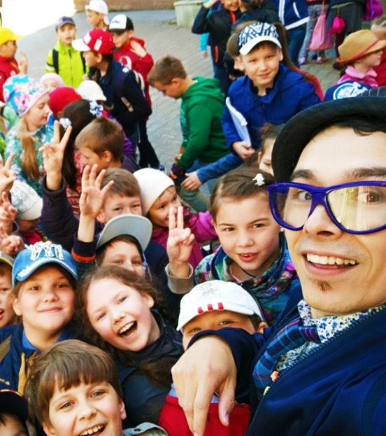 1 июня - День защиты детей в Уфе