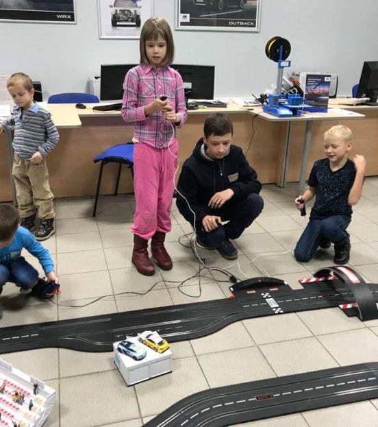 Радиоуправляемые машинки на детский праздник  в Уфе
