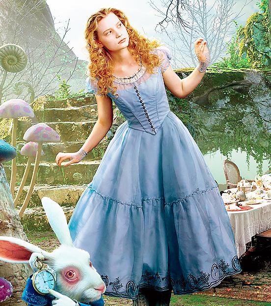 Аниматор Алиса в стране чудес на детский праздник в Уфе