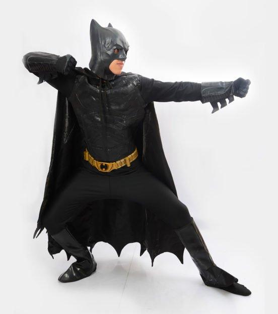 Аниматор Бэтмен на день рождения ребенка в Уфе
