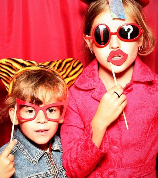 Фотобудка на детский праздник в Уфе