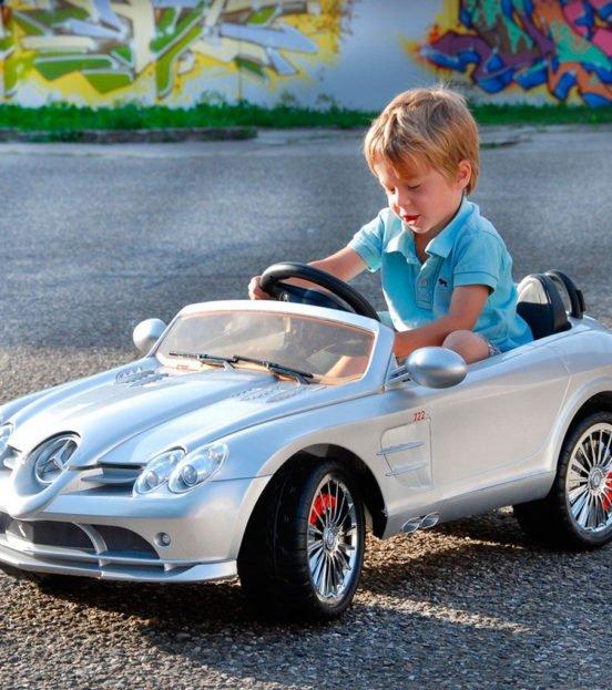 Электромобиль на детский праздник в Уфе