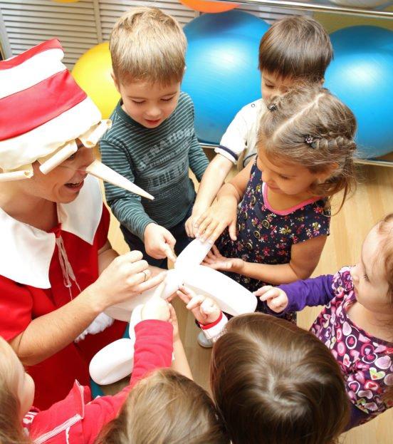 Классическая готовая программа детского праздника в Уфе