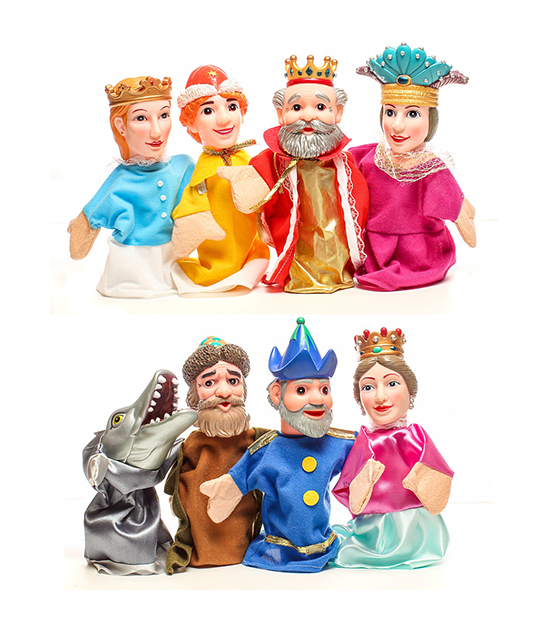 Кукольное шоу-представление на детский праздник в Уфе