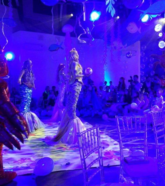 LUXE Party - самый крутой день рождения в Уфе