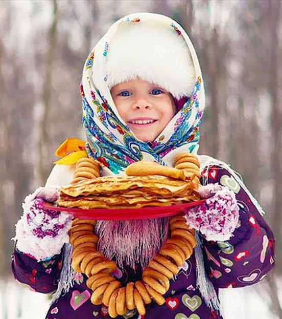 Праздник Масленица для детей в Уфе