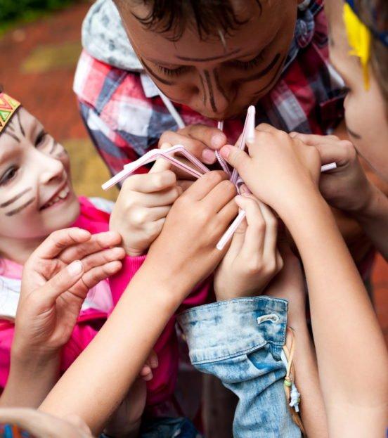 «Мега квест» - детский квест на день рождения в Уфе