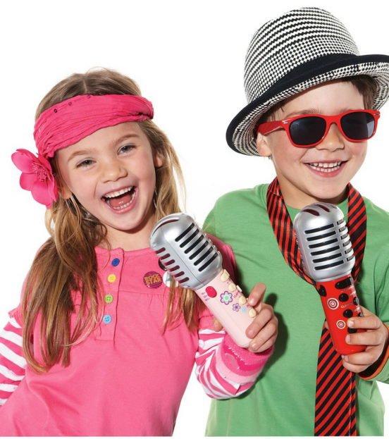 Музыкальный мастер-класс на детский праздник в Уфе