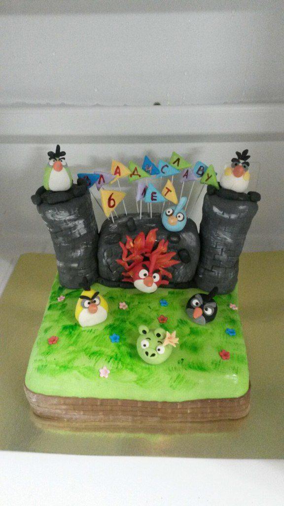 Торт ребёнку на день рождения