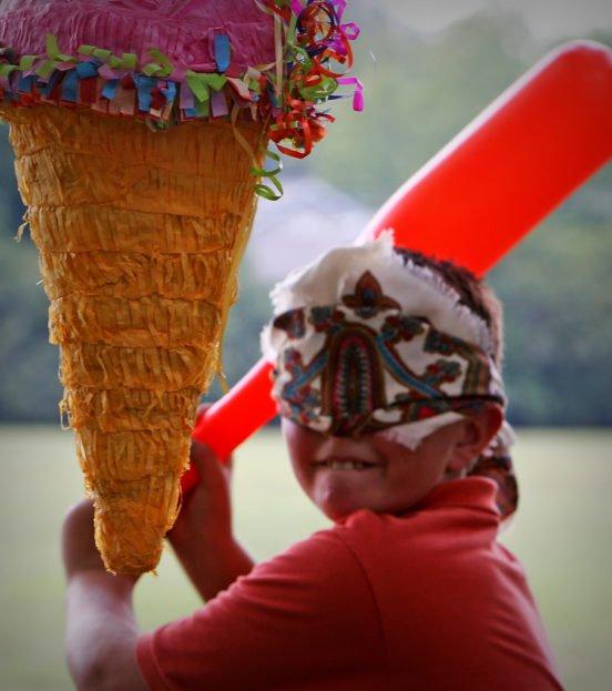 Пиньята на детский праздник в Уфе
