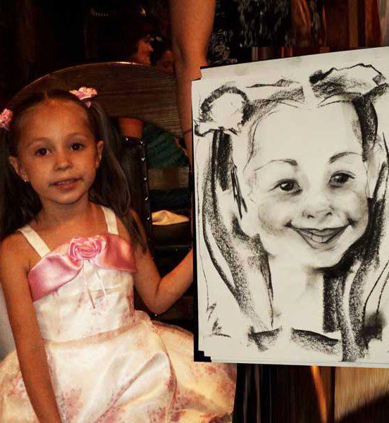 Шаржист-карикатурист на детский праздник в Уфе