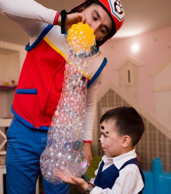 Готовая программа в стиле Щенячий патруль на день рождения ребенка в Уфе