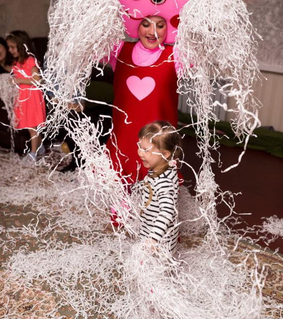 Аниматор Свинка Пеппа на день рождения ребенка в Уфе