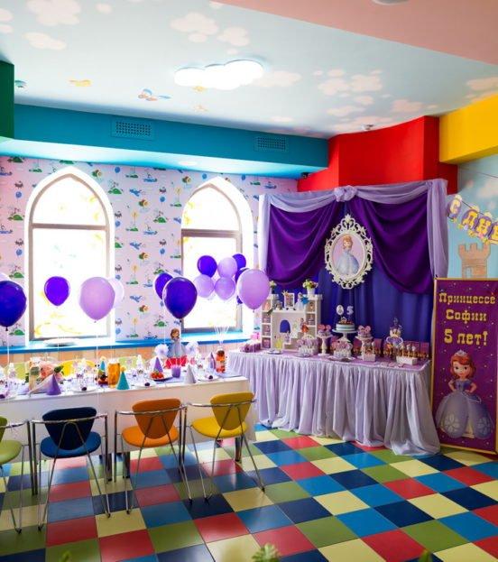 Тематический декор,украшение детского праздника в Уфе