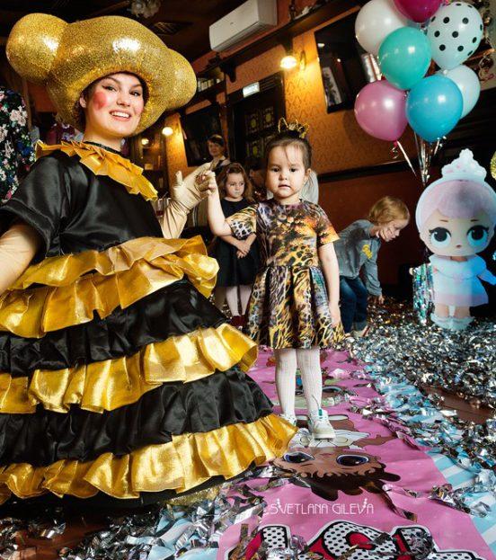 Кукла LOL на детский праздник в Уфе