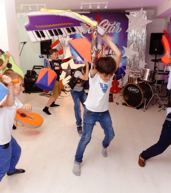 ROCK STAR PARTY 🤟🏽 вечеринка в стиле рок!